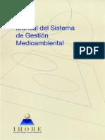 Manual del Sistema de Gestión Medioambiental