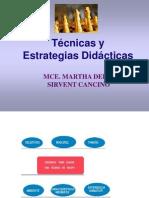 MÓDULO II. 3.2.TÉCNICAS Y ESTRATEGIAS DE ELABORACIÓN DIDÁCTICA