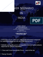 2009 Power Scenario in India