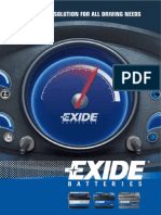 Exide Evolution