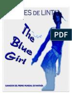x La chica azul