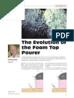 Foam Pourer