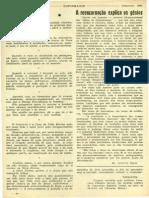 GELEY Gustave - A Reencarnacao Explica Os Genios - Reformador Dez 1967