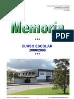 Memoria a Color 2008-09