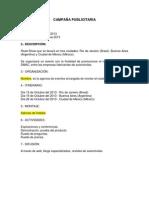 CAMPAÑA PUBLICITARIA