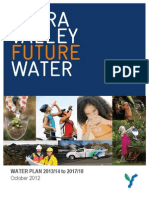 Yarra Valley Future Water