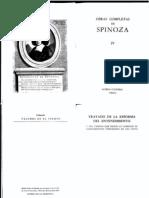 Spinoza - Obras Completas. Tomo IV