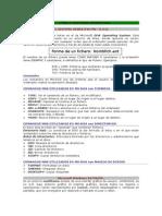 Tema 2 - Sistemas Operativos (Resumen)