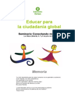 Educar Para La Ciudadania Global (2)