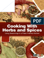Cooking With Herbs Spices