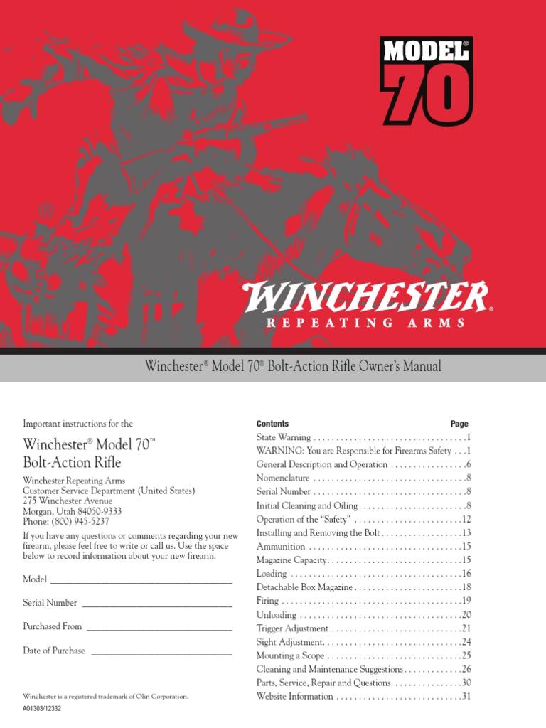 dating Winchester modell 70 dating 25 år eldre