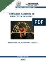 Concurso Nacional de Spaghetti