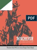 Winchester Model 9410 Lever Action Shotgun