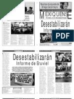 Versión impresa del periódico El mexiquense  19 septiembre 2013