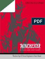 Winchester Super x2 Practical Supplement