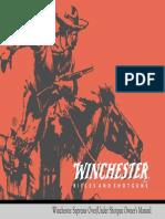 Winchester Supreme Over Under Shotgun