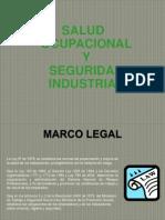 Salud Ocupacional y Seguridad Industrial