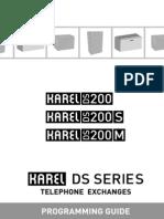 DS Series Programming GuideAAC