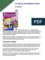 Situs Pendidikan Islam