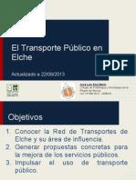 Transporte Público Elche