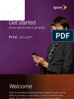 HTC Snap User Guide