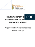 TIA Review Report Summary.[1]