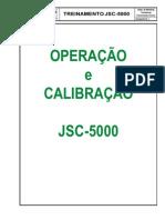 Manual de Treinamento - Treinamento JSC 5000