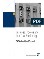 Business Process Monitoring - Overview