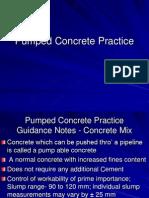 Pumped Conc Practice - Copy