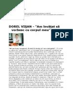 Autovindecarea Dorel Visan