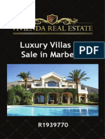 Luxury Villa for Sale in Marbella | R1939770 | Vivienda Real Estate