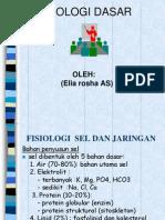 Fisiologi Dasar(1)