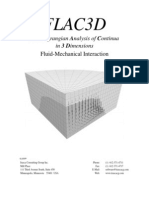Fluid Mechanical Interaction