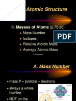 Atommass Pres