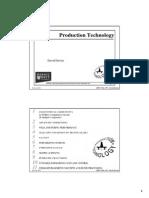 Petroleum Production Concepts- Conventional Completions
