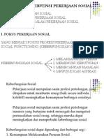 2-Fokus Intervensi Pekerjaan Sosial