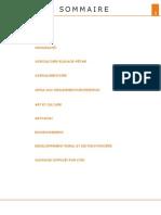 Catalogue du CITE Ambatonakanga contenant la liste des documents disponibles auprès de l'entité (octobre 2013)