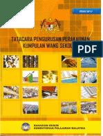 Buku Tatacara Kws 2012