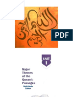 Allah and His Messengers Acrobat
