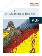 REXROTH OIL CLEANLINESS BOOKLET
