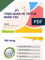 01 - [AI][C1T2]Tong Quan