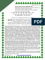 Parent Letter 9-20