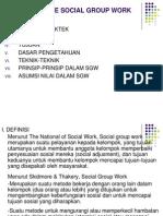 8-Metode Social Group Work