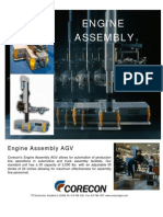 Flyer - Automated Production of Engines