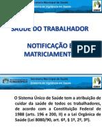 CAPACITAÇÃO 2013- REDE