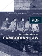 Introduction to Cambodian Law-hp-kpl-jm 2012