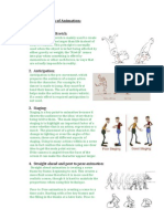 The 12 Principles of Animation By Bethany Strong