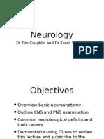 5 Neurological Examination