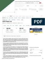 HDFC Bank_ Reports, Company History, Directors Report, Chairman's Speech, Auditors Report of HDFC Bank - NDTVProfit