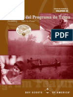 Elementos del Programa de Tropa Vol III
